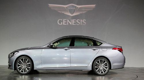 Genesis é a divisão de luxo da Hyundai