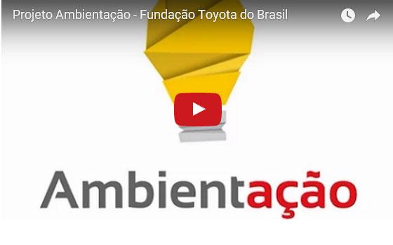 Projeto Ambientação – Fundação Toyota do Brasil