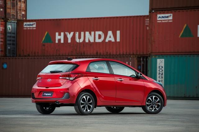 Hyundai é a 3ª no ranking, mas mercado vai mal