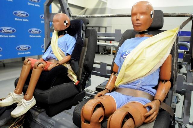 Brasileiro se importa, sim, com a segurança no carro