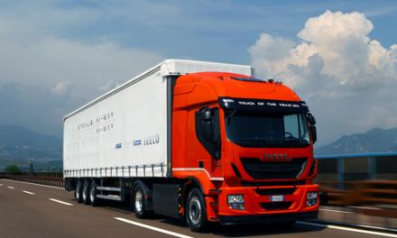 Mil caminhões Iveco não poluentes