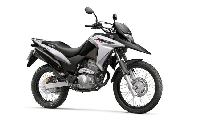 XRE 300, a nova trail da Honda