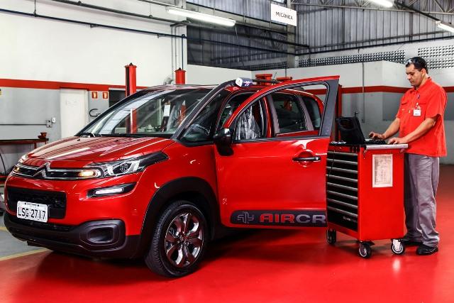 Citroën faz programa para valorizar a marca