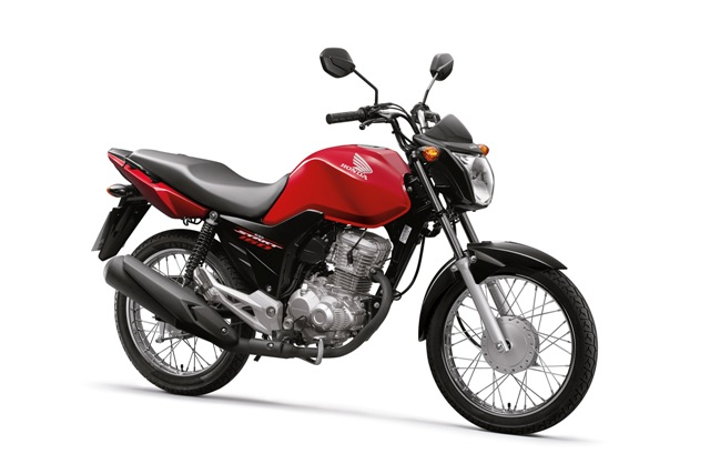 Honda CG 160_Start_2016_ frent