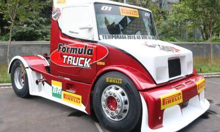 Fórmula Truck vai rodar com pneus Pirelli