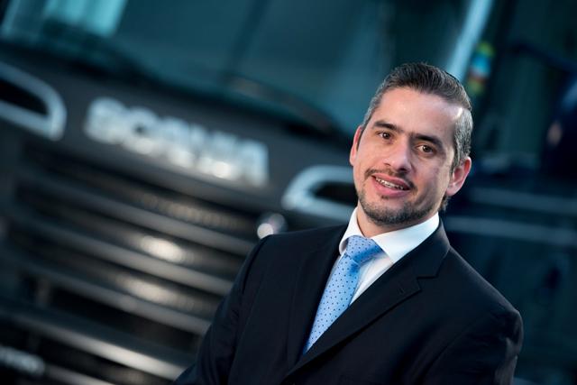 Caminhões Scania têm condições especiais de compra