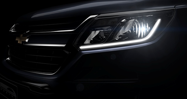 GM antecipa a S10 2017 na Agrishow