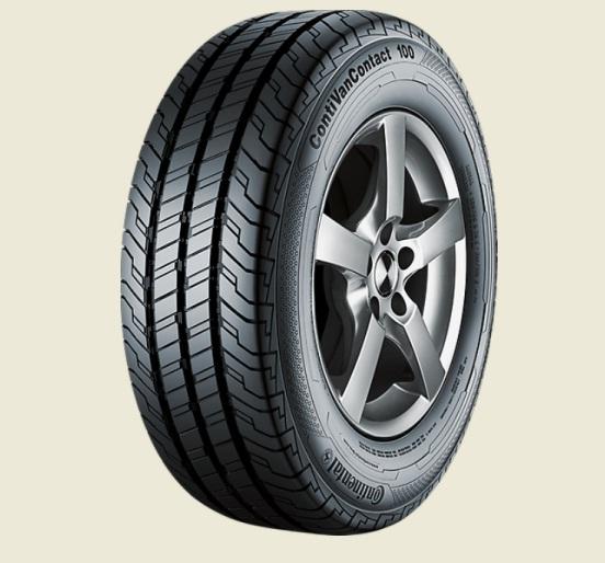 Continental lança pneus para van