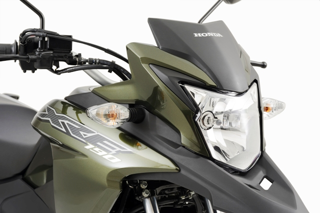 XRE 190 é a nova aposta da Honda