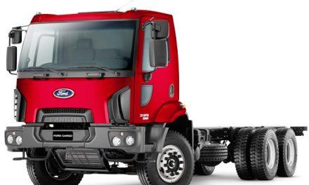 Ford lança linha Cargo 2017 com quatro novidades