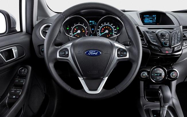 New Fiesta _interior