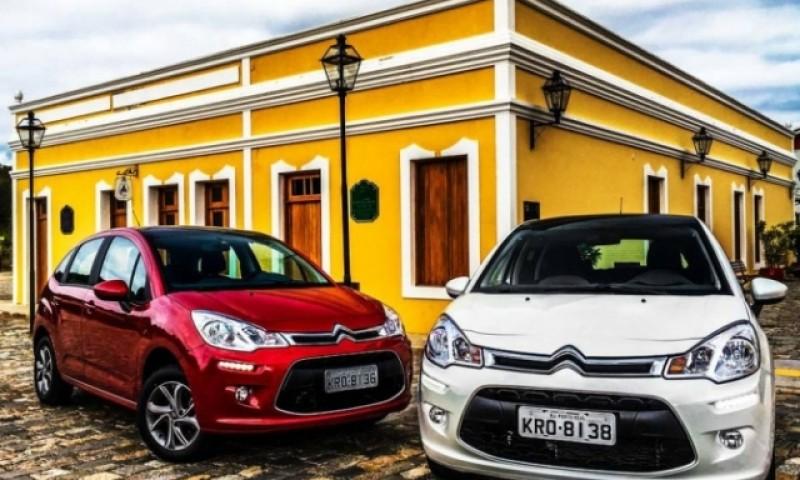 Citroën C3 ganha motor três cilindros