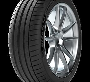 Michelin lança pneu para esportivos