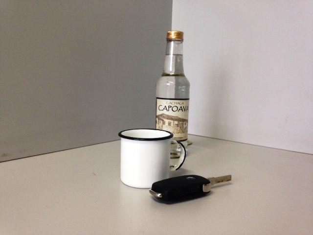 Sete em 100 motoristas misturam álcool e direção
