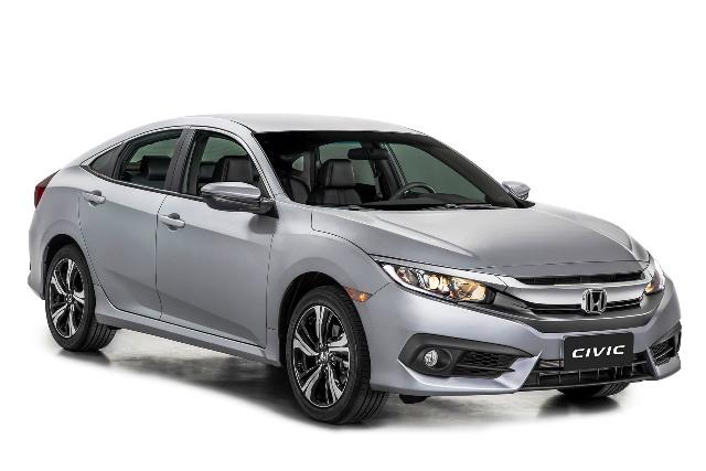 Renovado, Civic é o carro chefe da Honda