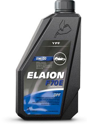Novo lubrificante YPF é mais eficiente e menos poluente