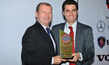 Mercedes vence o prêmio Maior Valor de Revenda