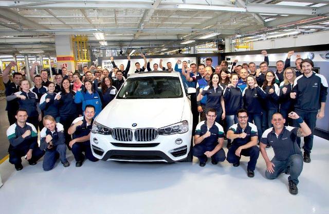 X4 é o novo BMW de Araquari