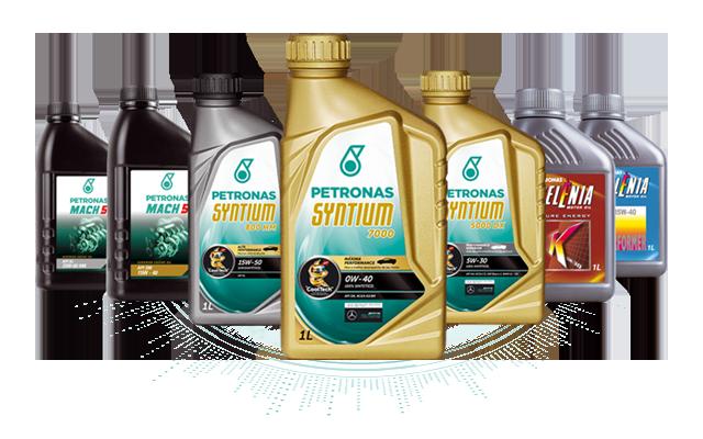 Petronas tem lubrificante certificado