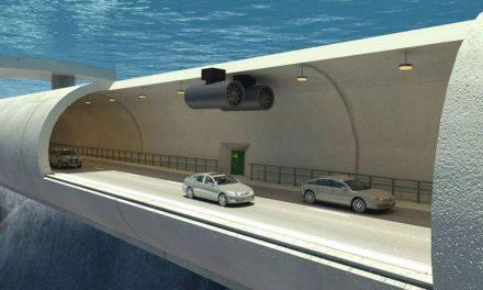 Noruega vai construir túnel flutuante
