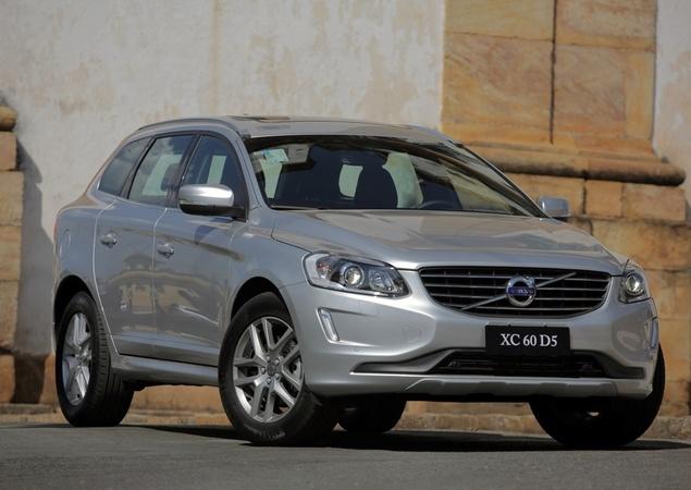 """Volvo XC60 D5 diesel é """"A"""" em economia"""