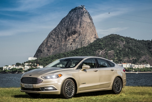 """Fusion é o """"Melhor Carro"""" da América Latina"""