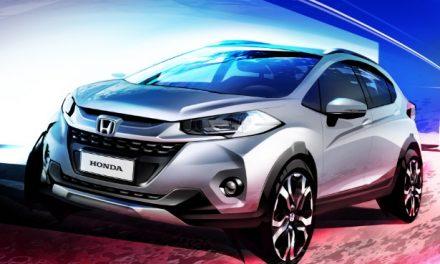Honda confirma WR-V no Salão de São Paulo
