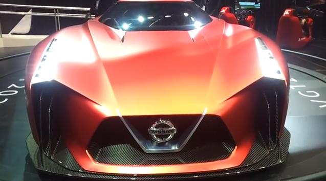 Nissan Concept VGT 2020 – Salão Internacional do Automóvel 2016