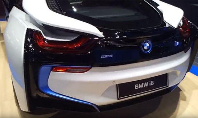 Salão do Automóvel São Paulo 2016 – BMW Série I