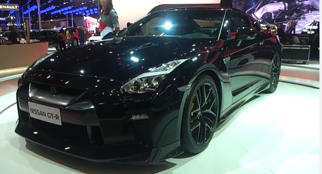 Nissan GT-R – Salão Internacional do Automóvel 2016