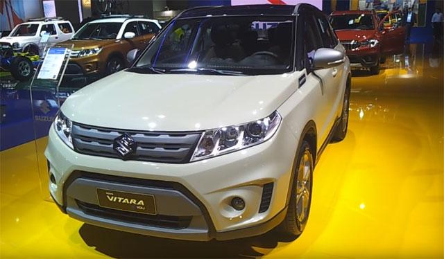 Salão do Automóvel São Paulo 2016 – Suzuki