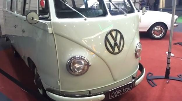 Carros antigos – Salão Internacional do Automóvel 2016
