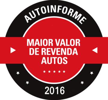 Autoinfome certifica os carros com maior valor de revenda