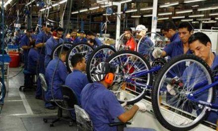Produção de bicicleta retoma crescimento