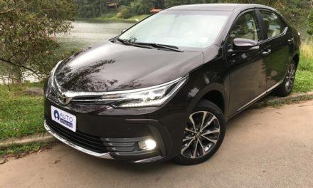Toyota começa o ano entre as grandes