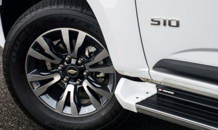 Chevrolet mostra a primeira S10 flex automática