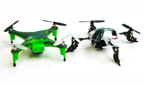 Míni drones para pegar ladrão