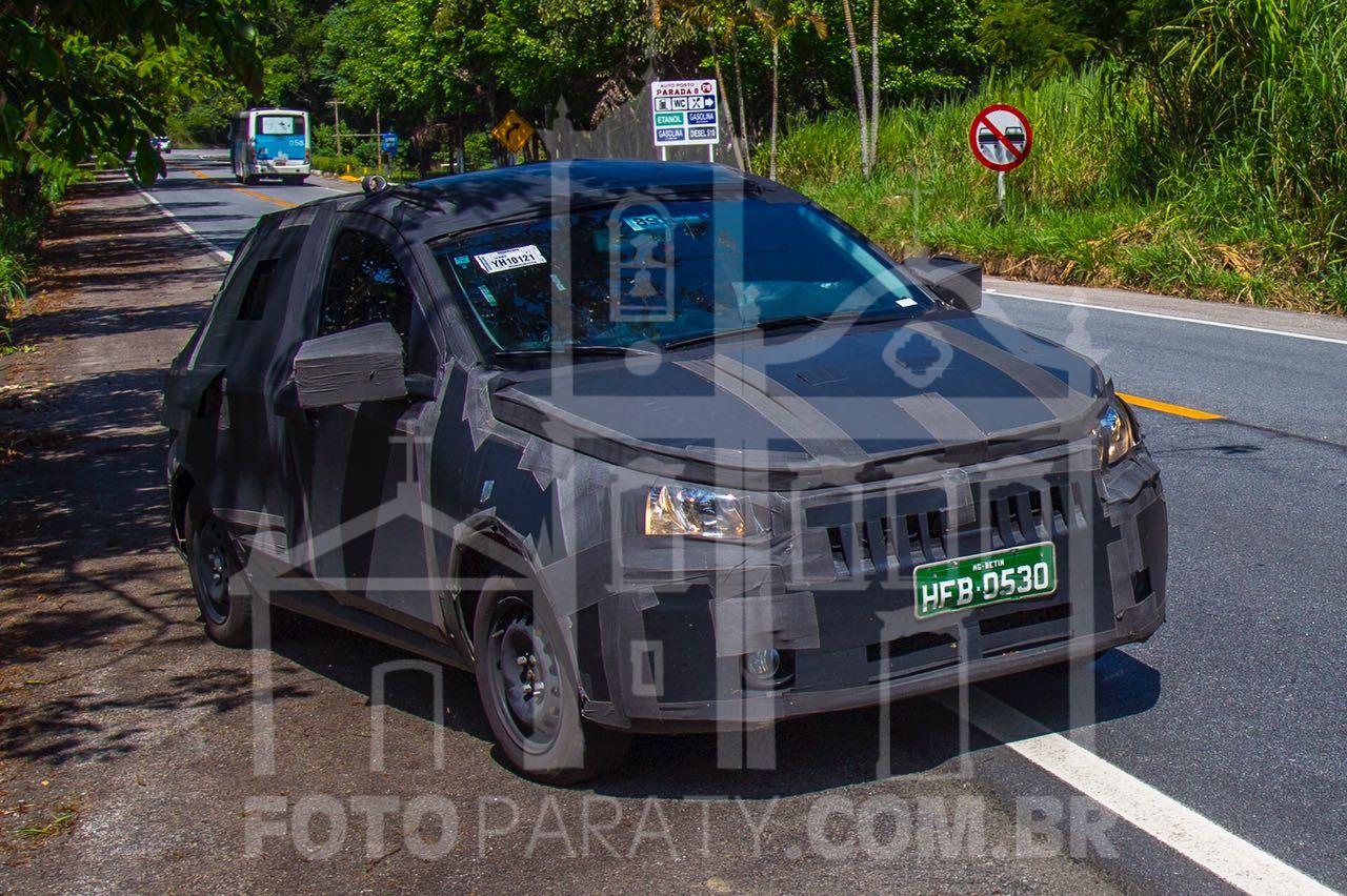 Novo hatch da Fiat chega em junho