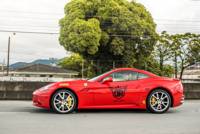 Gisele e Ferrari