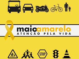 Os dez mandamentos do Trânsito do Maio Amarelo