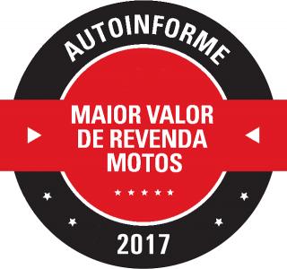 Estudo indica as motos menos depreciadas em 2017