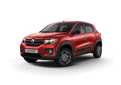Renault quer recuperação com o Kwid