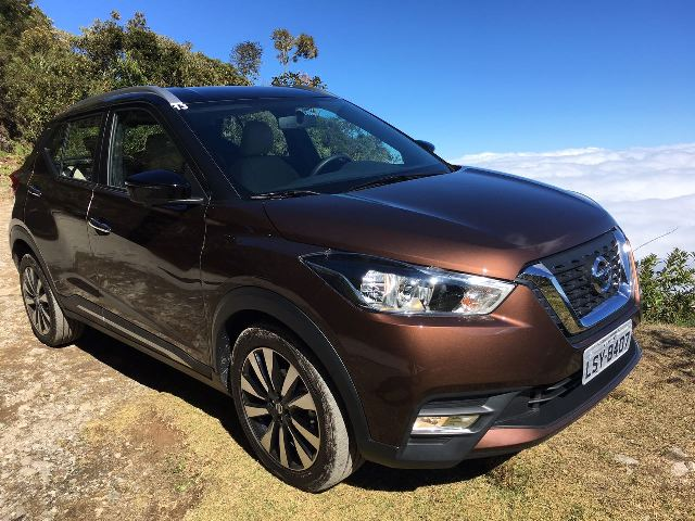 Nissan KIcks frentlat 2018
