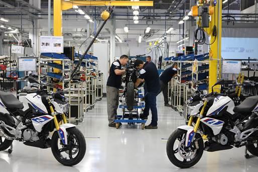 Produção cresce e fabricantes refazem projeção para 2018