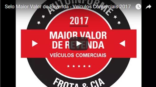 Os veículos comerciais mais valorizados do Brasil