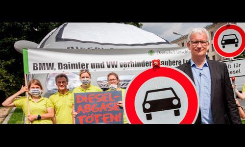 diesel proibição