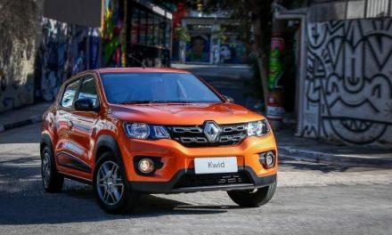 Renault é a quarta mais vendida