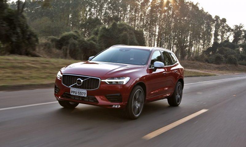 Volvo lança novo XC60 no Brasil