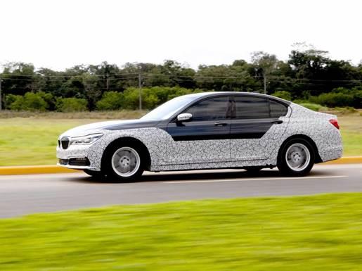 BMW investe em pesquisa em SC