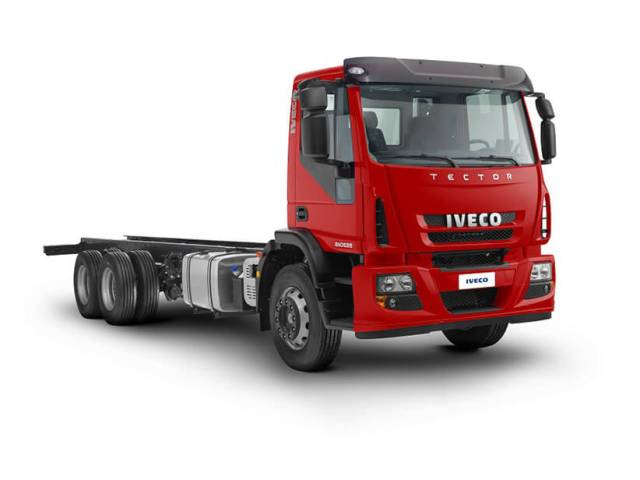 Vencedor de Gincana ganha um Iveco Tector